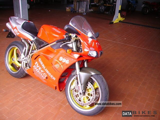 2004 Ducati  916SP Motorcycle Sports/Super Sports Bike photo