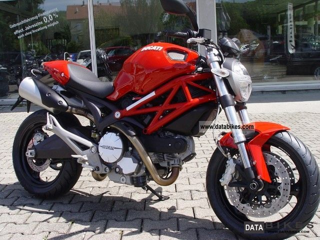 2011 Ducati  Monster 696 ABS Motorcycle Motorcycle photo