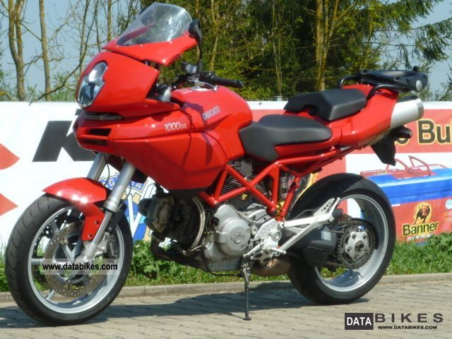 2006 Ducati  Multistrada 1000 DS SPECIAL PRICE Motorcycle Sport Touring Motorcycles photo