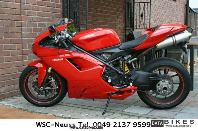 2011 Ducati  1198 funding and possible trade Motorcycle Sports/Super Sports Bike photo