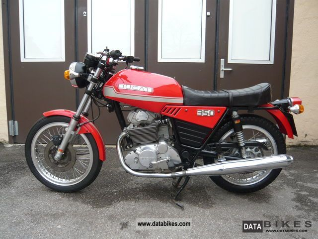 Ducati  350GTL VINTAGE 1975 1976 Vintage, Classic and Old Bikes photo
