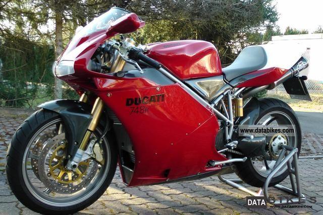 2002 Ducati 748R