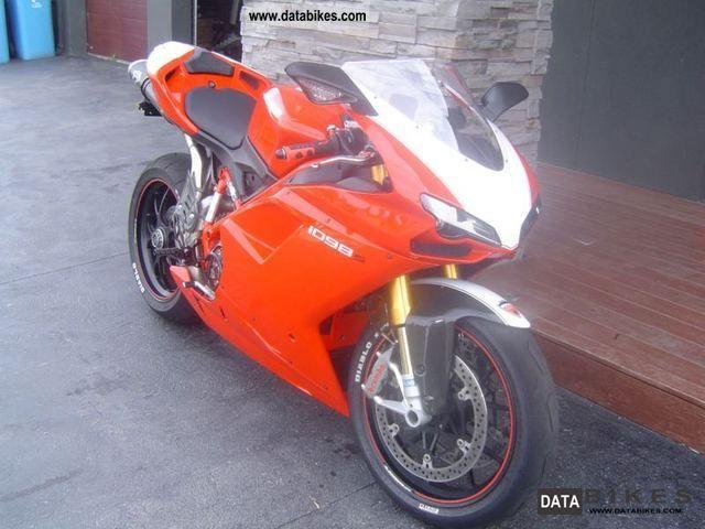 2007 Ducati  1098S Motorcycle Sports/Super Sports Bike photo