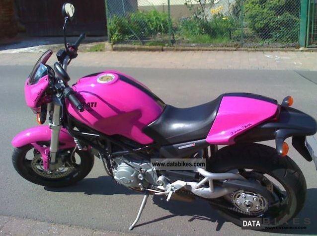 2007 Ducati  Monster S2R 800 Motorcycle Naked Bike photo