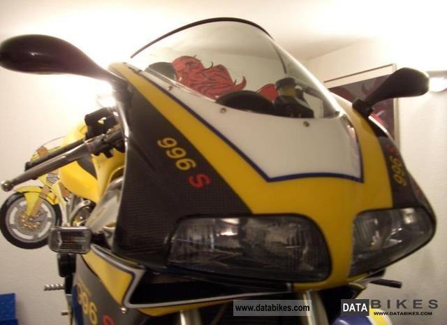 2001 Ducati  996S, 2001 Bajahr Motorcycle Sports/Super Sports Bike photo