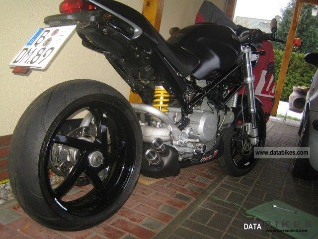 2005 Ducati  Monster S2R Motorcycle Naked Bike photo