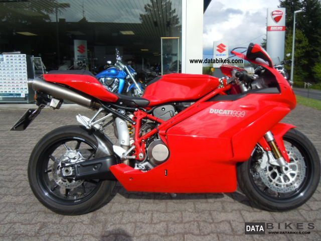 2006 Ducati  999 Motorcycle Sports/Super Sports Bike photo