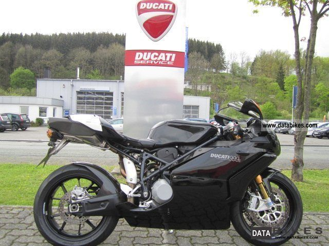 2006 Ducati  999S Motorcycle Sports/Super Sports Bike photo