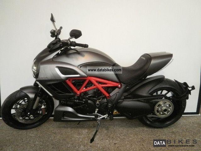 2011 Ducati  Diavel ABS * dark gray * in stock!! Motorcycle Motorcycle photo