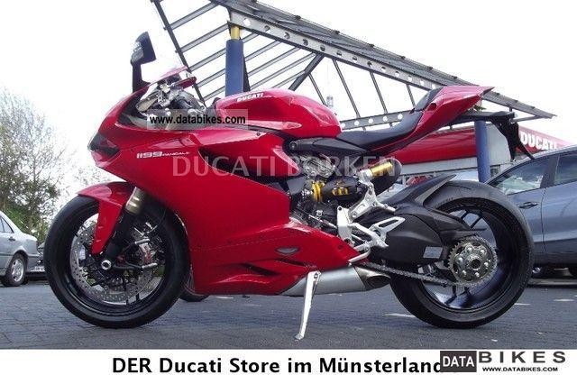 Ducati  1199 Panigale in stock! 2011 Sports/Super Sports Bike photo