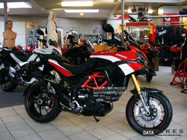 2011 Ducati  Multistrada 1200 S Pikes Peak Motorcycle Enduro/Touring Enduro photo