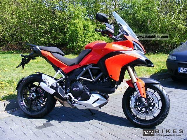 2011 Ducati  Multistrada 1200 ABS in stock! Motorcycle Enduro/Touring Enduro photo