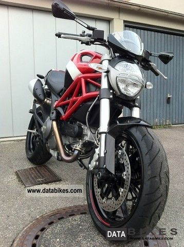 2012 Ducati  Monster 796 Corse ABS (2012) - owing to circumstances Motorcycle Motorcycle photo