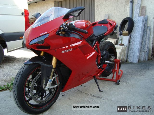 2011 Ducati  1198SP Motorcycle Sports/Super Sports Bike photo