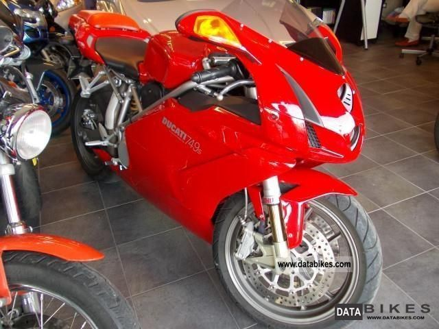 2003 Ducati  Others 749 S Motorcycle Other photo