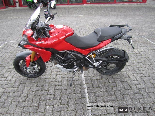 2011 Ducati  Multistrada 1200 S Motorcycle Enduro/Touring Enduro photo