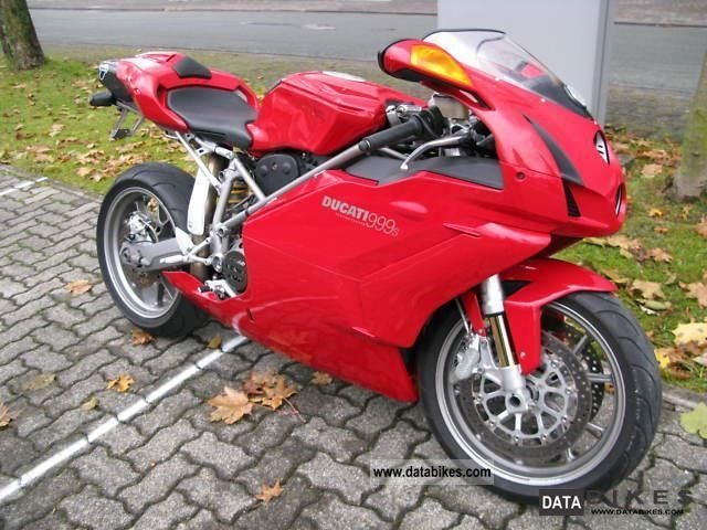 Ducati  999 2004 Sports/Super Sports Bike photo