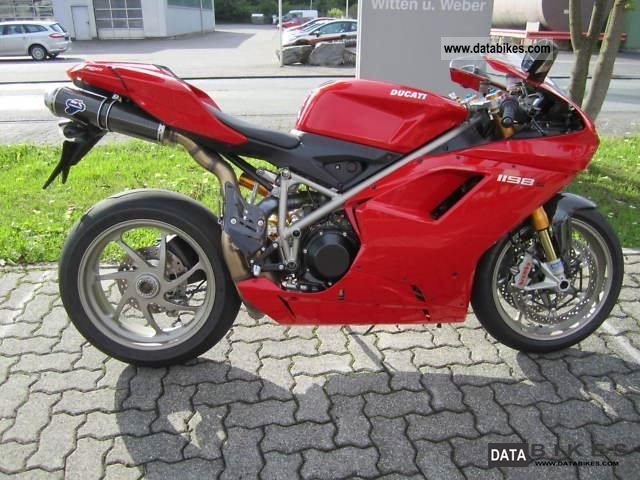 2009 Ducati  1198 S Motorcycle Sports/Super Sports Bike photo