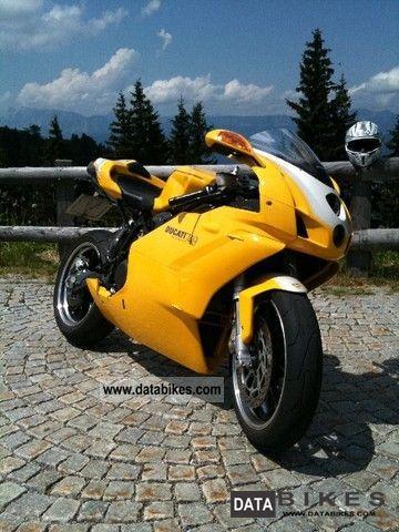 2004 Ducati  749 Monoposto - ONE PIECE Motorcycle Sports/Super Sports Bike photo