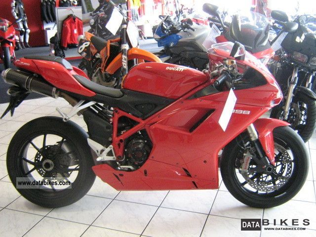 2009 Ducati  1098 Motorcycle Sports/Super Sports Bike photo