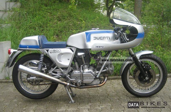 Ducati  900 SS 1976 Vintage, Classic and Old Bikes photo