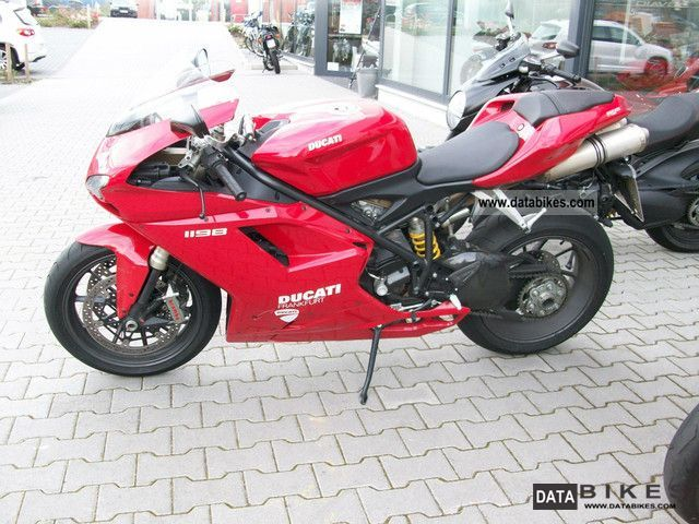 2011 Ducati  1198 Motorcycle Sports/Super Sports Bike photo