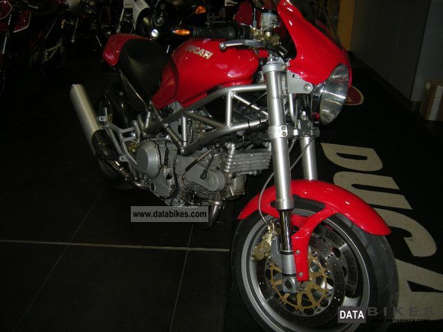 2003 Ducati  Monster 1000 S.i.e. Motorcycle Motorcycle photo