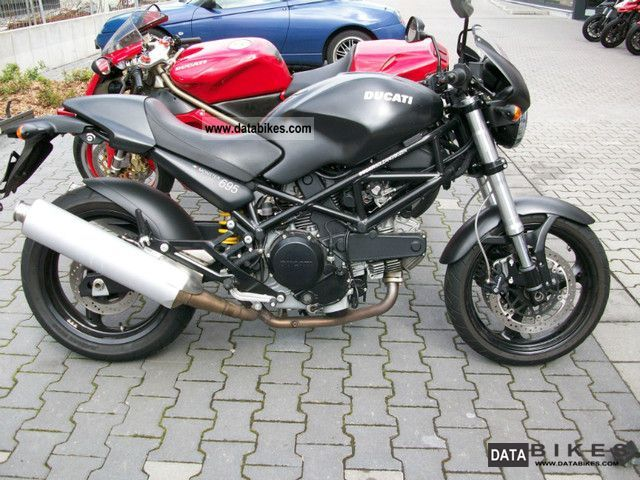 2007 Ducati  Monster 695 Motorcycle Naked Bike photo