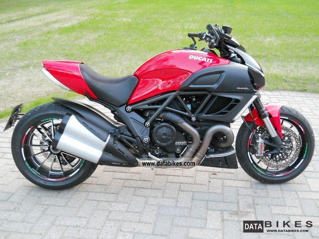 2011 Ducati  diavel 1200 ABS DTC wahnsinns equipment Motorcycle Naked Bike photo