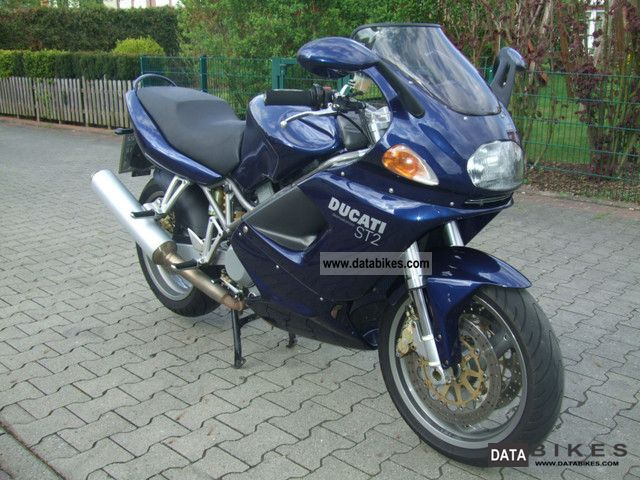 2002 Ducati  ST 2 Motorcycle Sport Touring Motorcycles photo