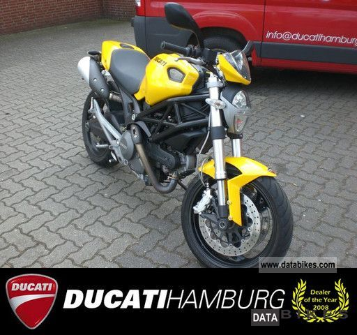 2009 Ducati  Monster 696 + plus 1 year warranty Motorcycle Tourer photo