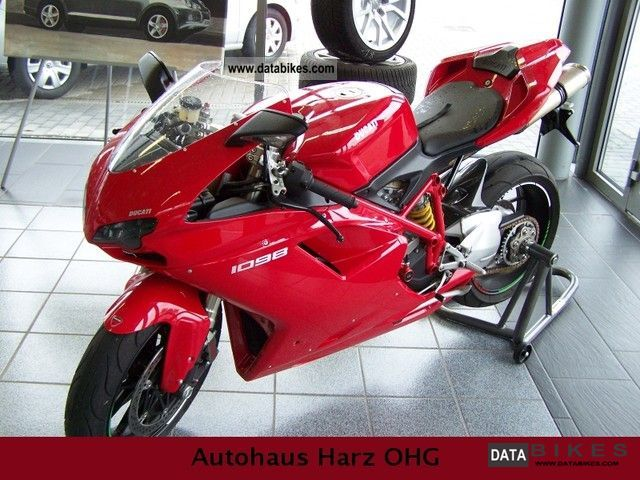 2009 Ducati  1098 Top maintained, carbon, etc. Motorcycle Sports/Super Sports Bike photo