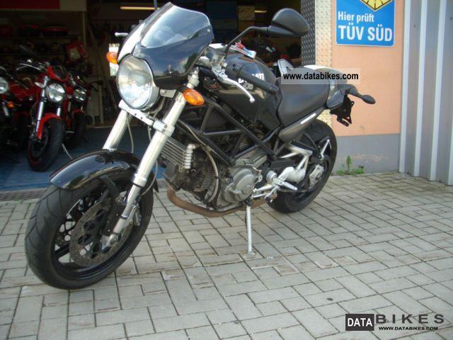 2006 Ducati  Monster S2R 1000 Motorcycle Motorcycle photo