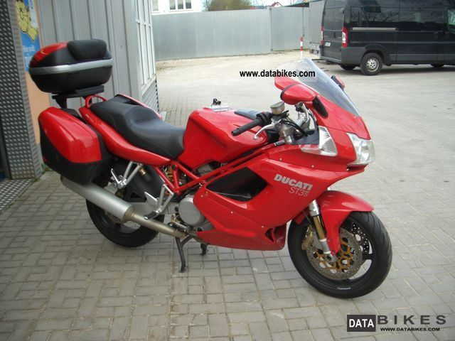 2005 Ducati  ST3 S ABS Motorcycle Motorcycle photo