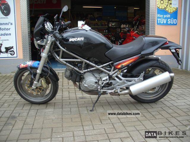 2002 ducati monster 620ie