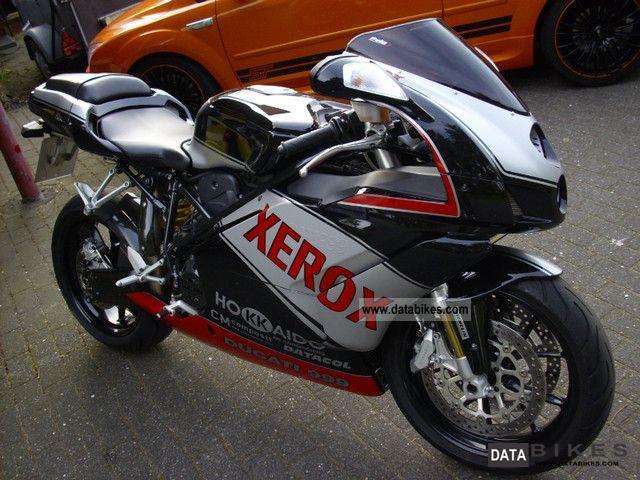 2006 Ducati  XEROX 999 TOP CARE Motorcycle Sports/Super Sports Bike photo