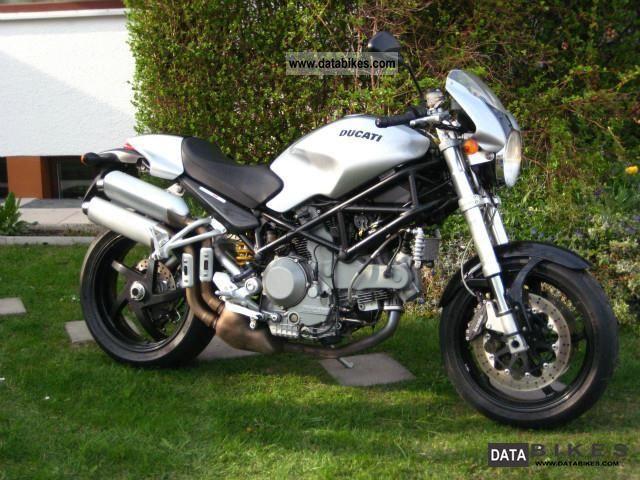 2006 Ducati  Monster S2 R 1000 Motorcycle Naked Bike photo