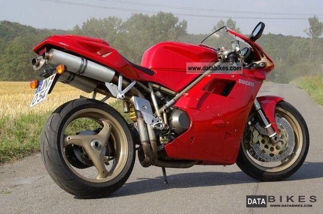 Ducati  916 biposto 2002 Sports/Super Sports Bike photo