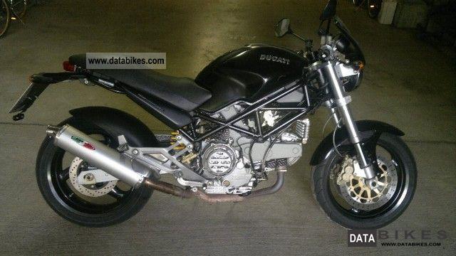 2002 Ducati  Monster 900 Motorcycle Naked Bike photo