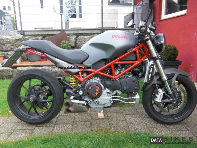 2007 Ducati  Monster S4R S4Rs- Motorcycle Motorcycle photo