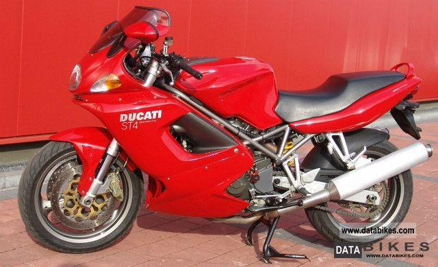 2000 Ducati  ST4 CCM 916 996 998 no Motorcycle Sports/Super Sports Bike photo