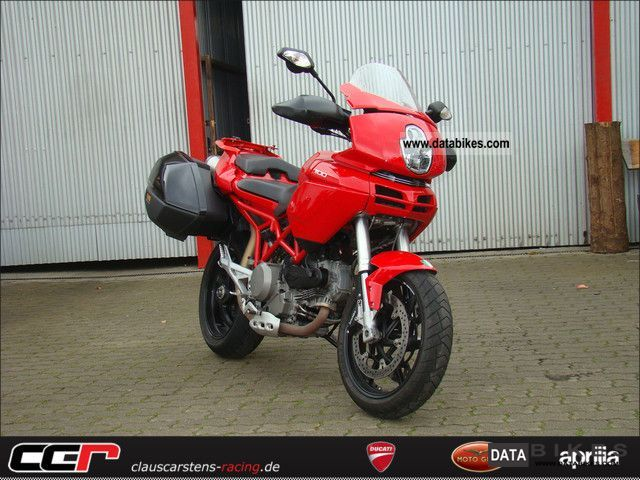 2009 Ducati  Multistrada 1100 Motorcycle Other photo