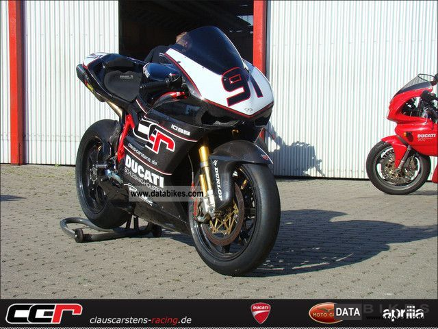 2008 Ducati  1098R Carbon Racing Motorcycle Other photo