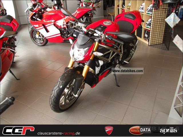 2011 Ducati  Streetfighter S Motorcycle Streetfighter photo