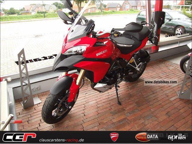 2011 Ducati  Multistrada 1200 ABS Motorcycle Enduro/Touring Enduro photo