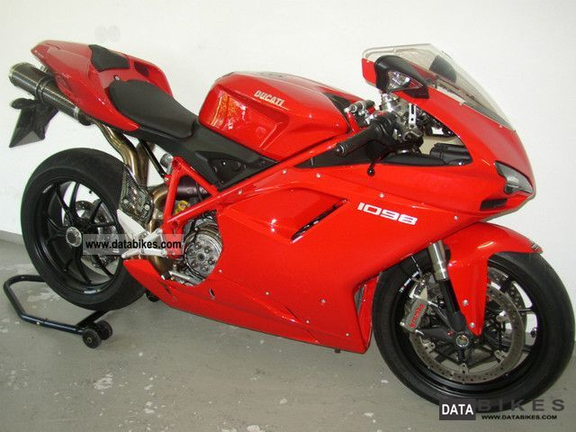 2010 Ducati  1098 Testastretta state \u003c\u003c \u003e\u003e NEW Termignoni Motorcycle Sports/Super Sports Bike photo