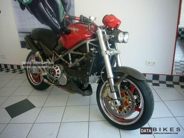 2003 Ducati  Monster S4 Motorcycle Naked Bike photo