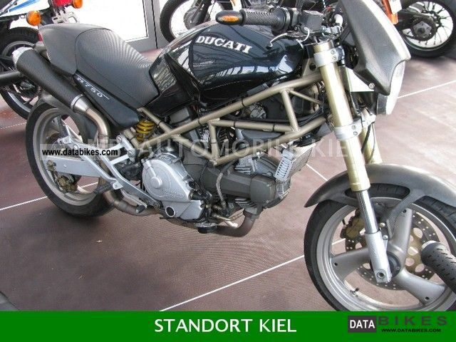 1999 Ducati  750 MONSTER 750 CARBON Motorcycle Motorcycle photo