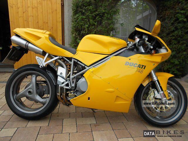Ducati  748 2003 Sports/Super Sports Bike photo