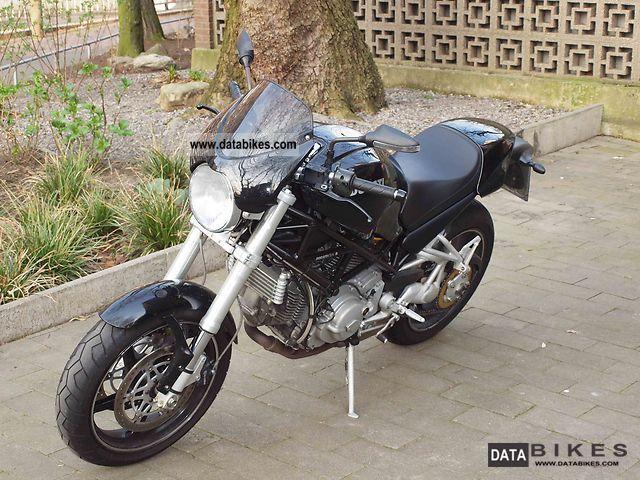2007 Ducati  S2 R 800 Motorcycle Naked Bike photo